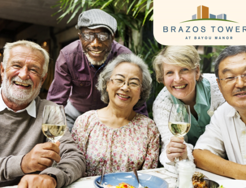 Brazos Towers at Bayou Manor Residents Express Gratitude to Eastwyck Village Residents