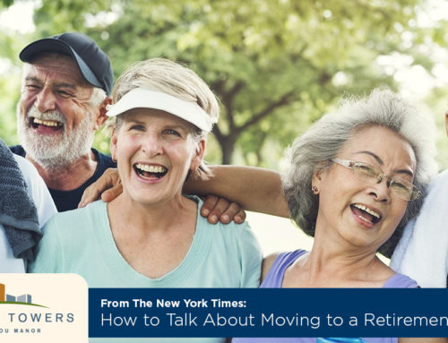 How to Talk About Moving to a Retirement Home: 'It's a Journey'